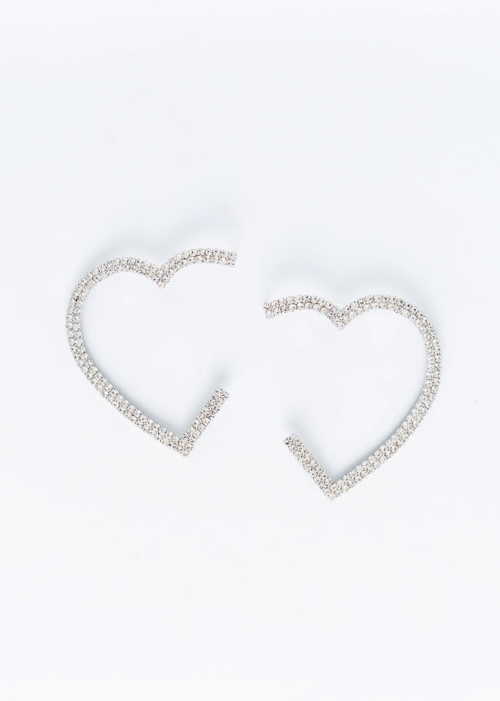 Heart For You Earrings