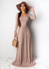 Worth Your Time Maxi Dress