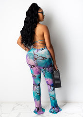 You Give Me Butterflies Pant Set
