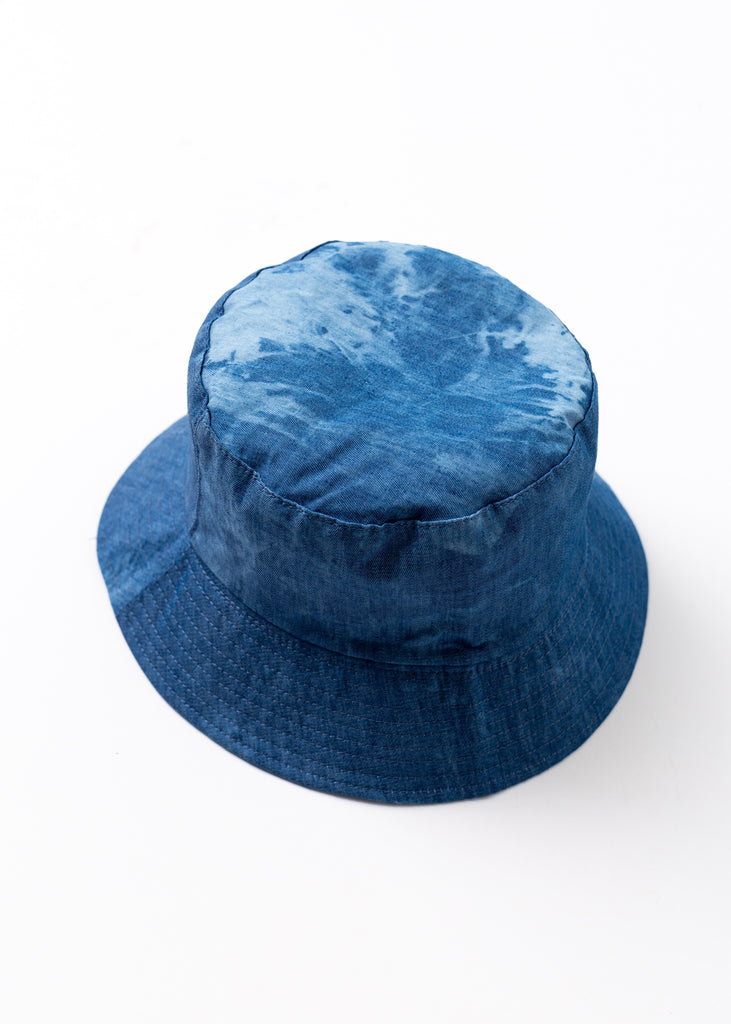 Better Be Sure Denim Bucket Hat