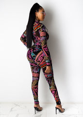 Hide No Secrets Jumpsuit