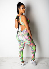 Rave Gym Diva Jumpsuit