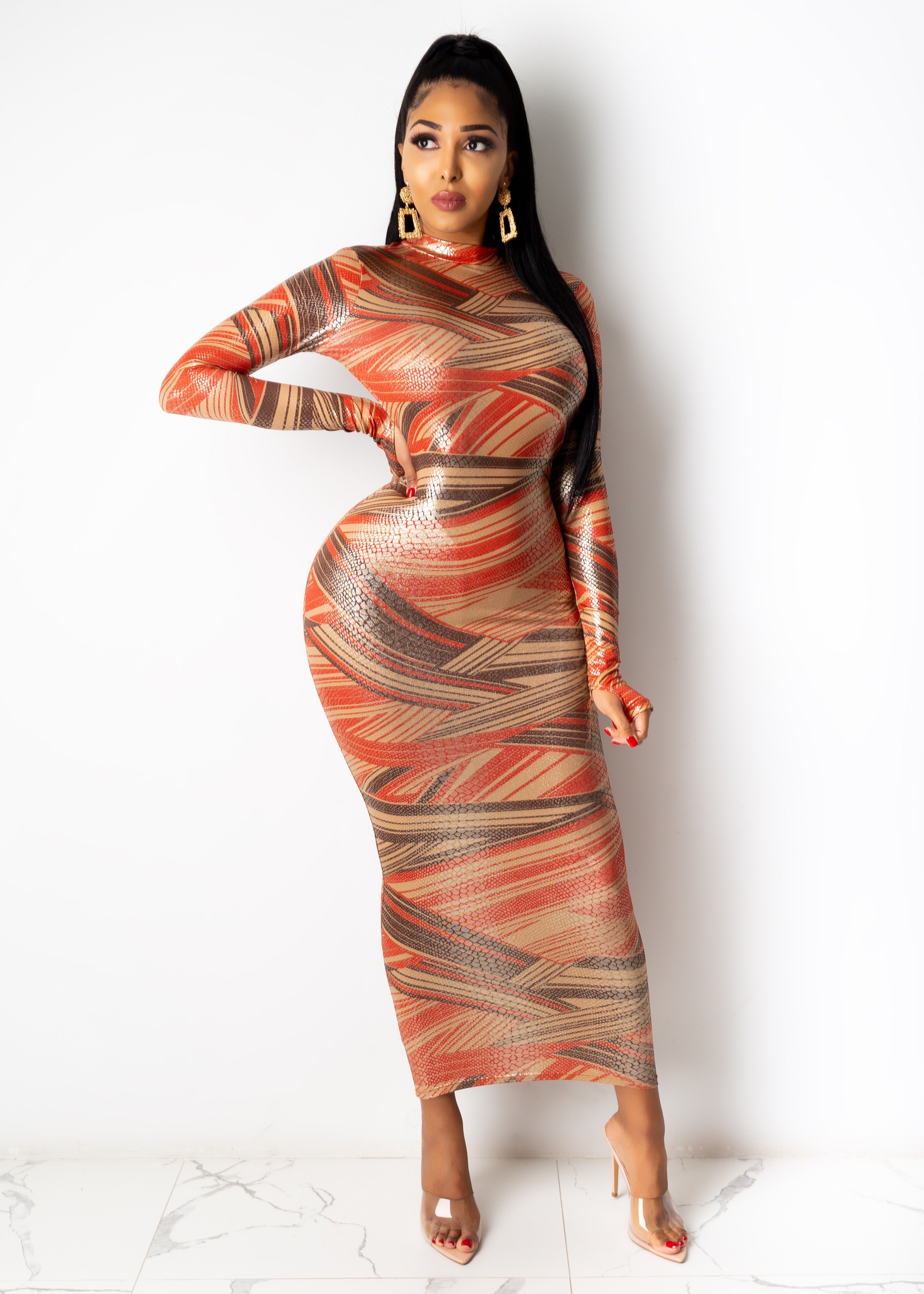 The Best For Last Maxi Dress