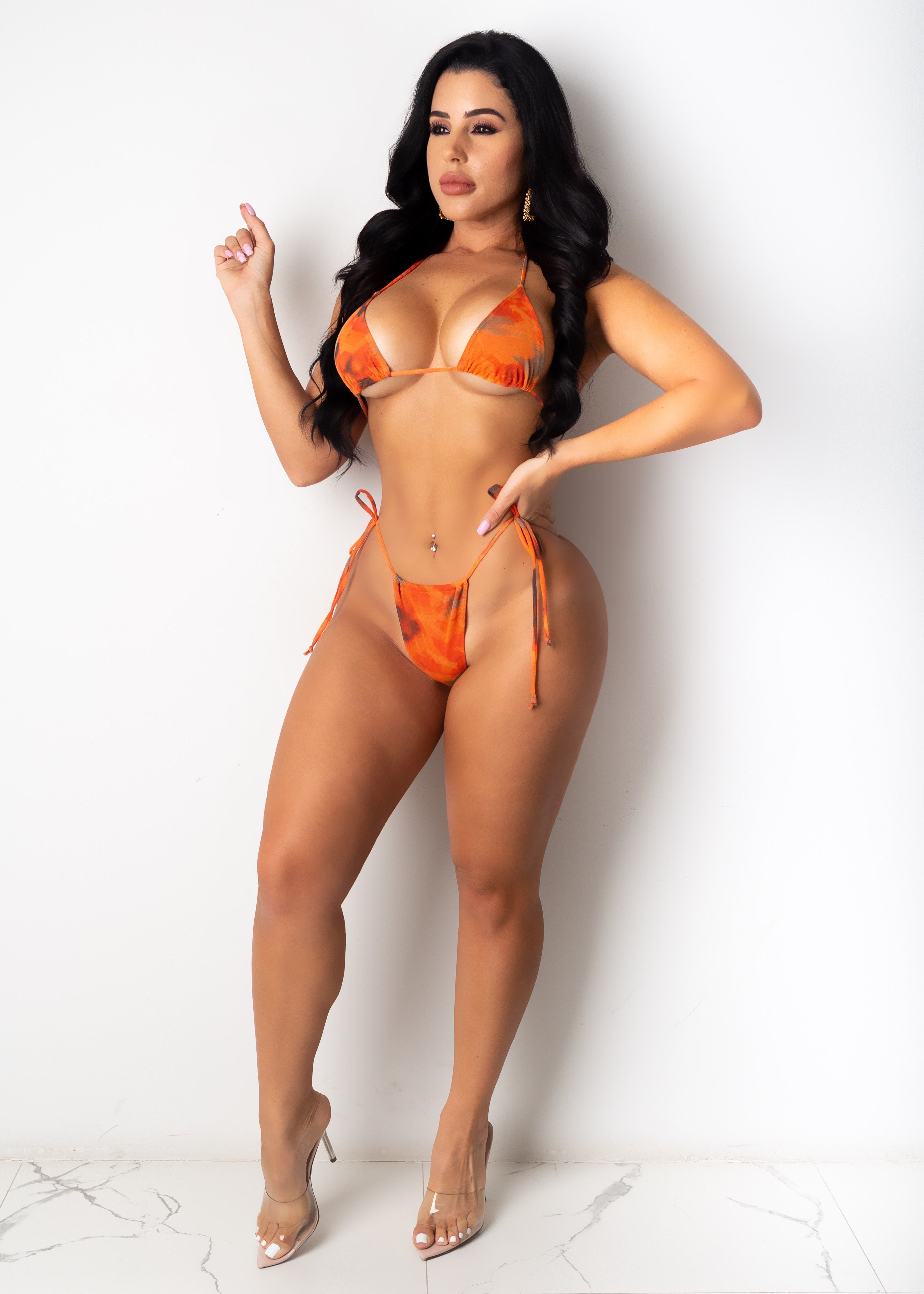 Be The Sunshine Bikini Set