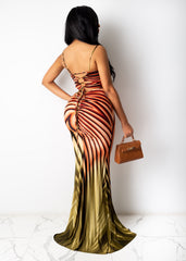No Looking Back Maxi Dress
