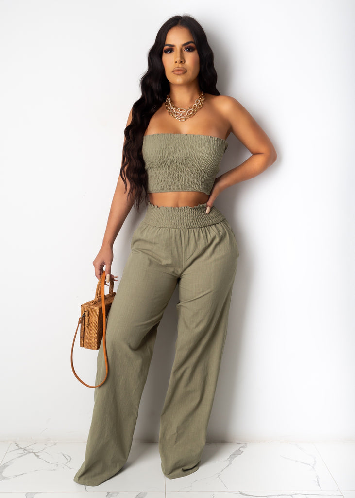 Just One Lover Pant Set