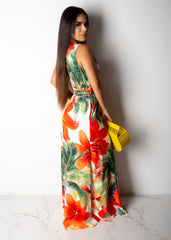 Brunch At Las Olas Maxi Dress