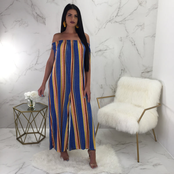 Round Trip Oversized Jumpsuit