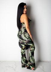 Leaf Me Alone Jumpsuit