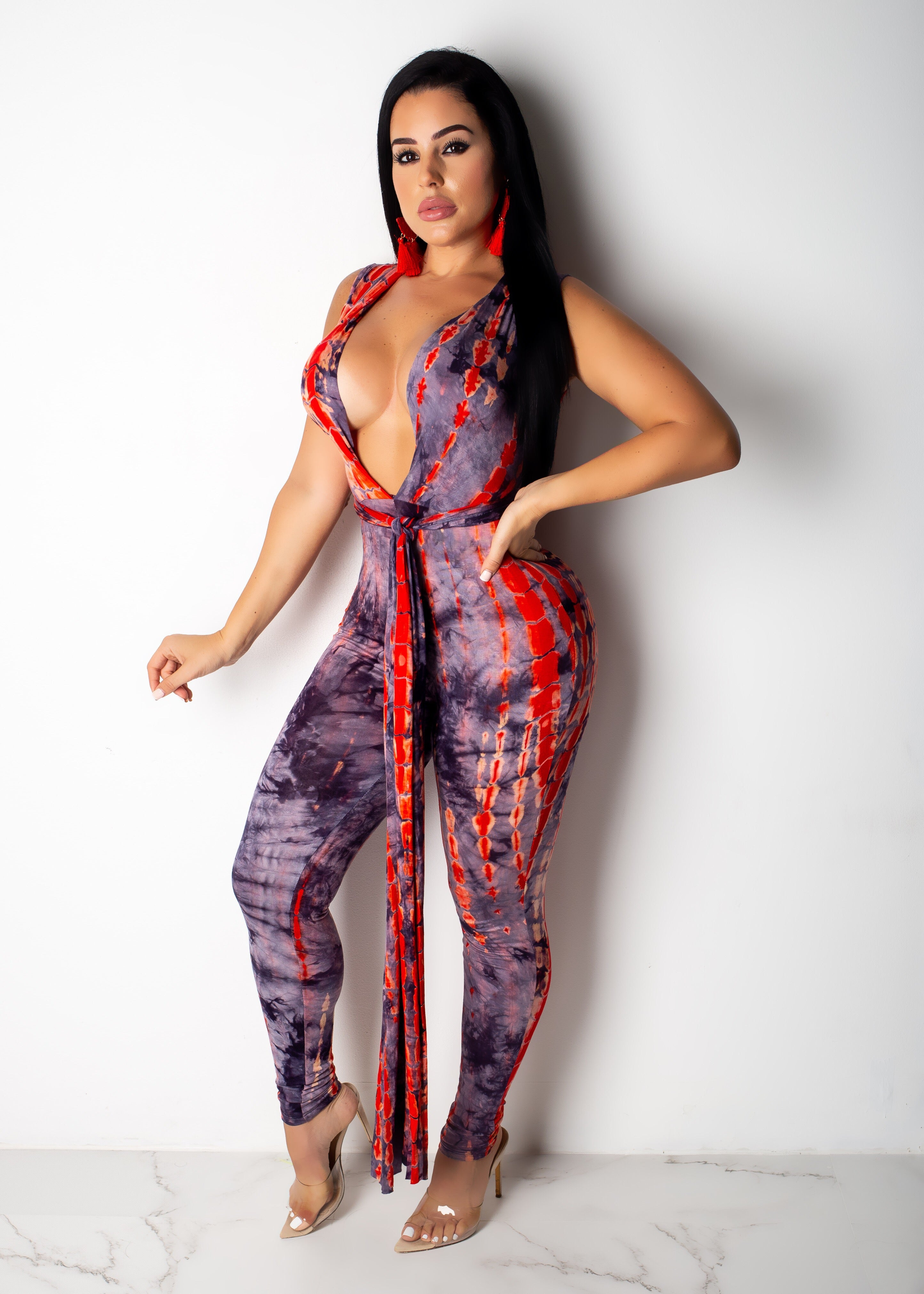 Hot Lava Jumpsuit