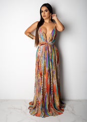 Wild Things Maxi Dress