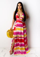 Remind Me Later Maxi Dress
