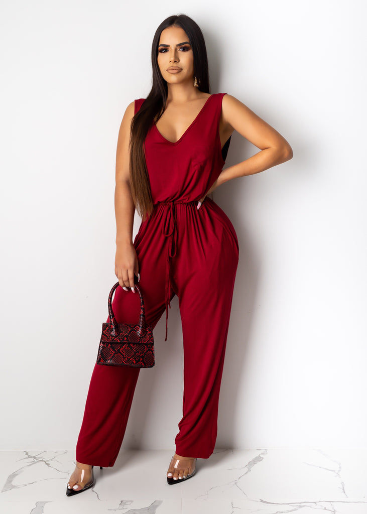 Just Like This Jumpsuit