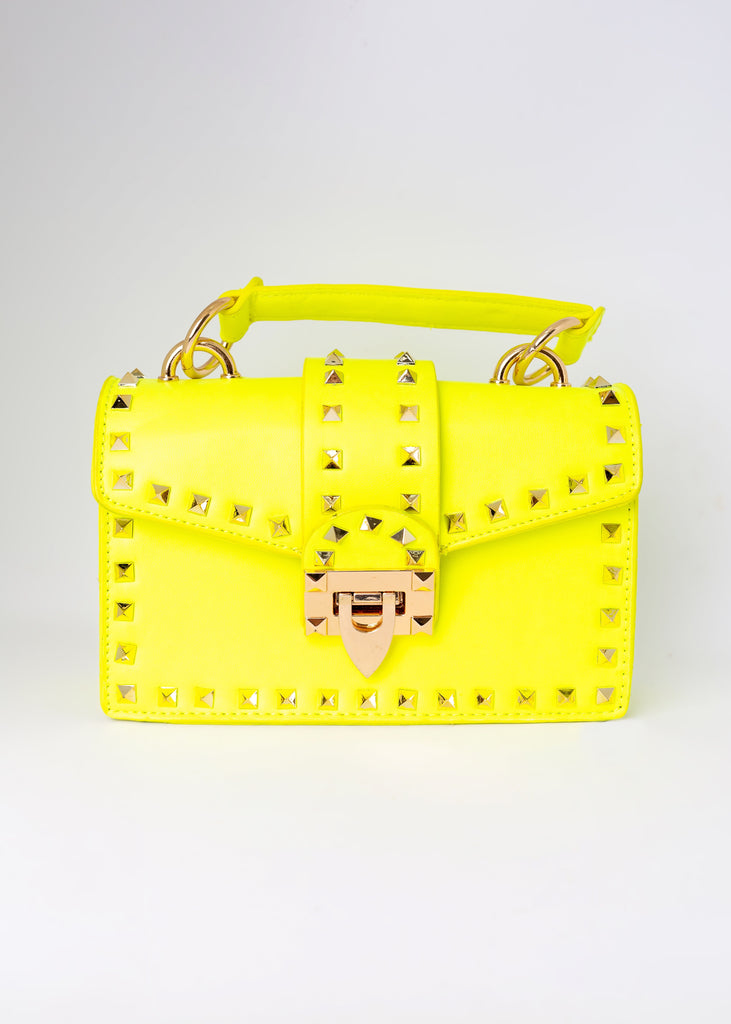 Studded Up Diva Mini Bag