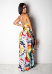 Summer Moments Maxi Dress