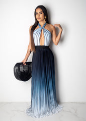 Bring Darkness To Light Maxi dress