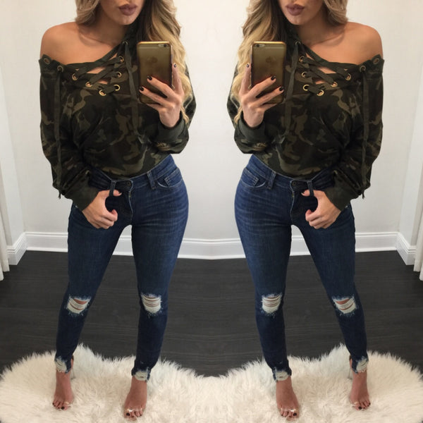 Adeline Distressed Mid Rise Jeans - Diva Boutique Online - 1