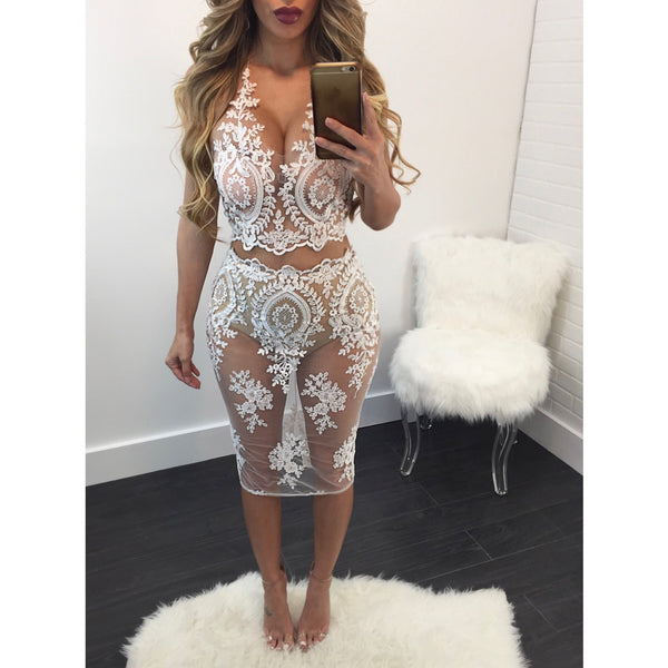 Elena Crochet Set - Diva Boutique Online - 1