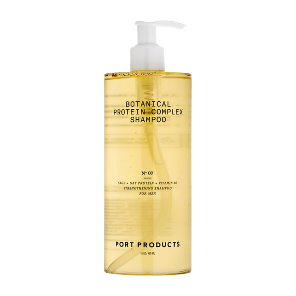 Botanical Protein Complex Shampoo - Port Products - Men's Shaving, Skincare, Grooming