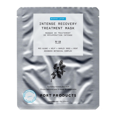 Marine Layer® Intense Recovery Treatment Mask (Individual) - Port Products - Men's Shaving, Skincare, Grooming