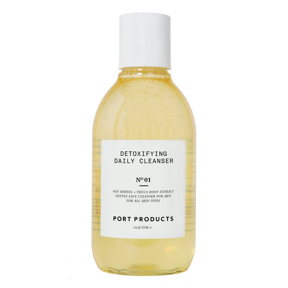 Detoxifying Daily Cleanser - Port Products - Men's Shaving and Skincare
