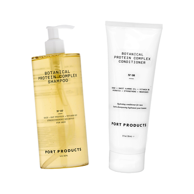 Botanical Protein Complex Duo - Port Products - Men's Shaving and Skincare
