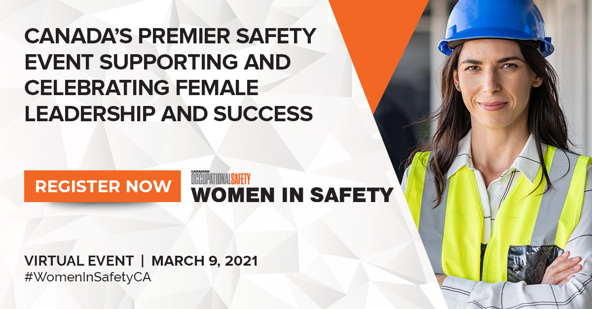 "canadian occupational safety's event ""Women in Safety"""