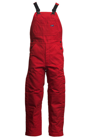Insulated FR Bib | Winter Bib Overalls | 12oz. 100% Cotton Duck