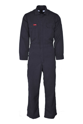Deluxe Lightweight FR Coveralls | 6oz. 88/12 Blend