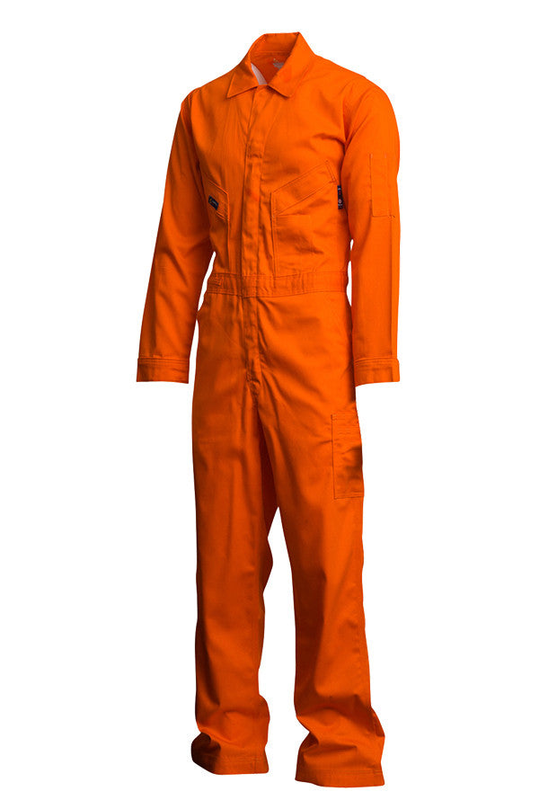 7oz. FR Deluxe Coveralls | 100% Cotton - www.lapco.com