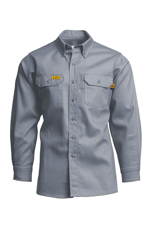 6oz. FR Uniform Shirts | 88/12 Blend - www.lapco.com