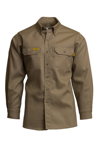 **NEW** 6.5oz.  FR DH Uniform Shirts | made with Westex® DH
