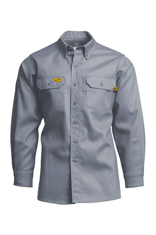 FR Uniform Shirts | Hi-Viz Class 2 | 7oz. 100% Cotton
