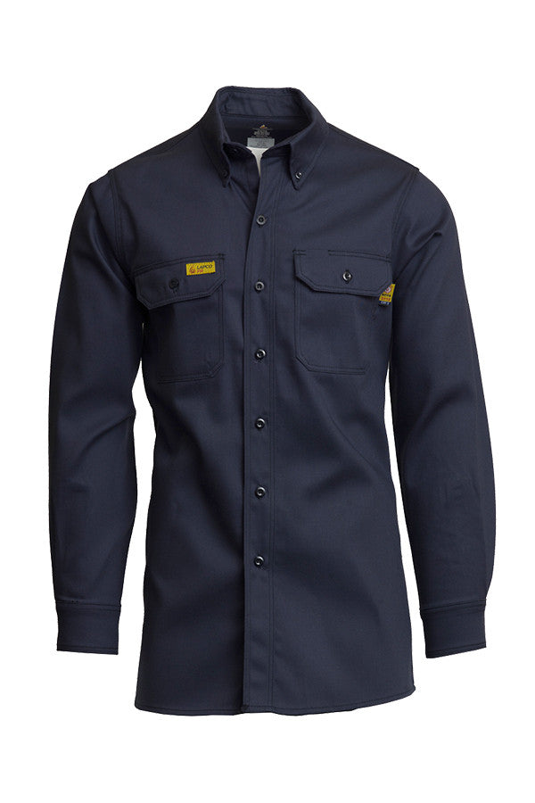 7oz. FR Uniform Shirts | 88/12 Blend - www.lapco.com