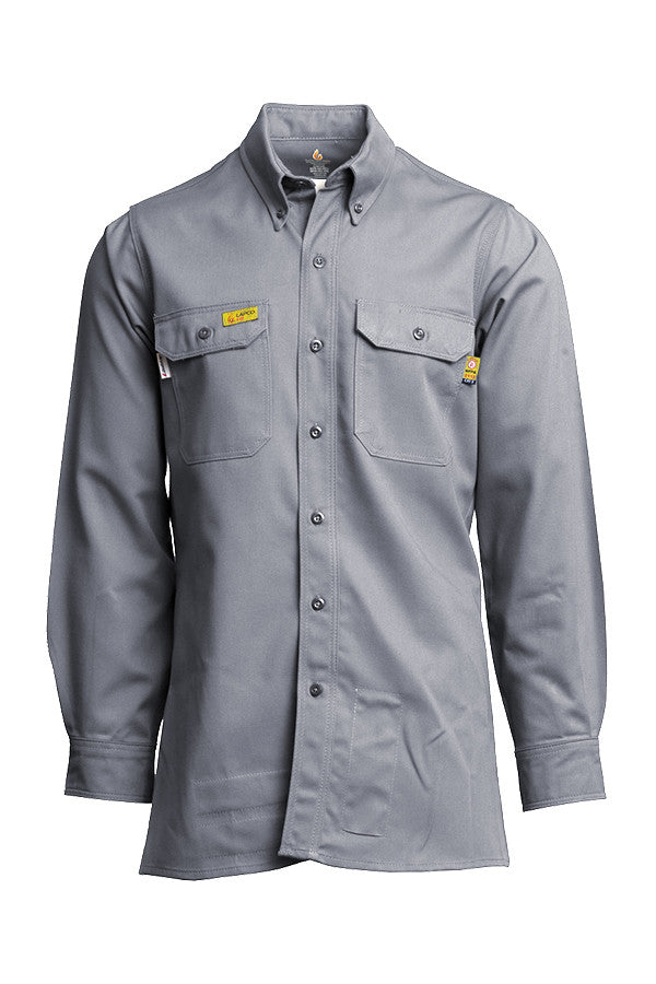 FR Uniform Shirts | made with 7oz. Westex® UltraSoft AC® - www.lapco.com