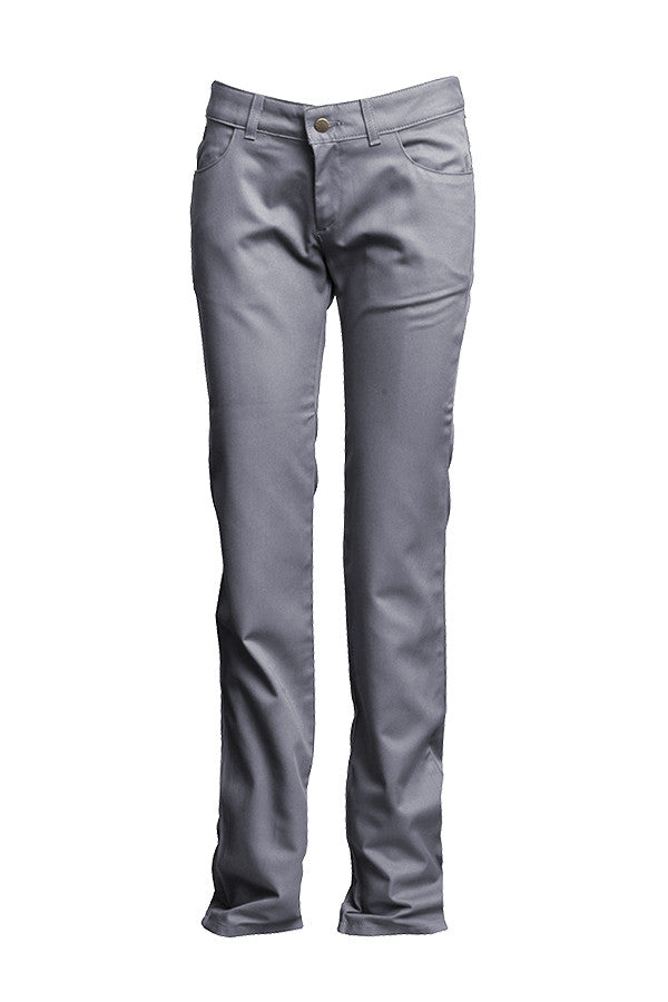 Ladies FR Uniform Pants | made with 7oz. Westex® UltraSoft AC® - www.lapco.com
