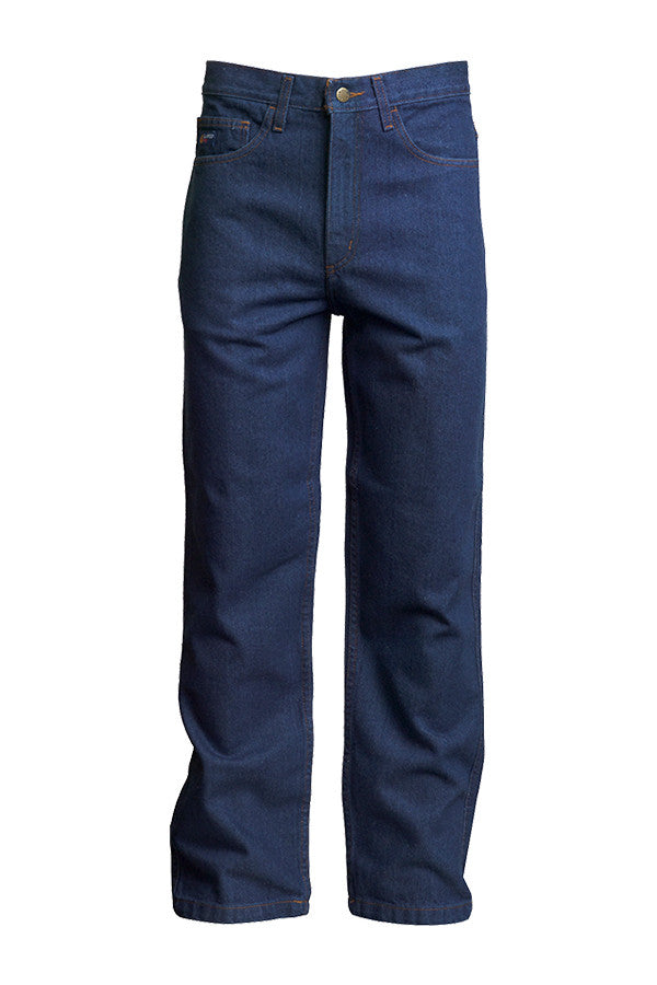 FR Relaxed Fit Mens Jeans | 13oz. 100% Cotton - www.lapco.com
