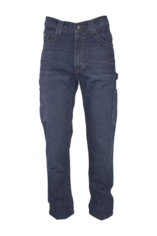 FR Utility Jeans 10oz. 100% Cotton fire jeans