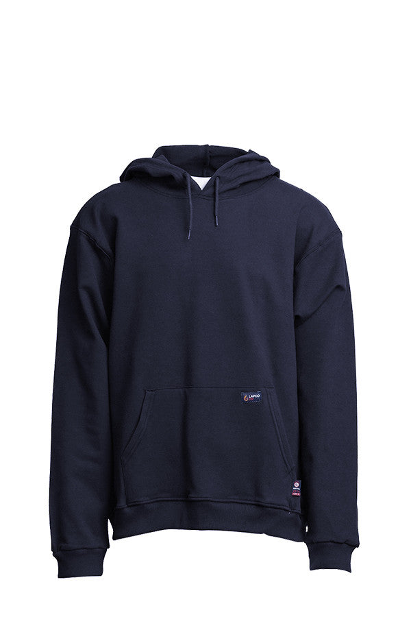 Flame Resistant Hoodie Sweatshirt | 12oz.  95/5 Blend Fleece - www.lapco.com