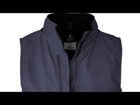FR Fleece Lined Vest | with Windshield Technology