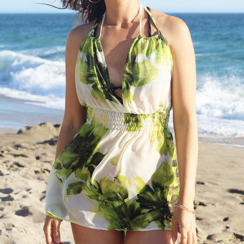 Jennifer Halter Swimsuit Cover-up