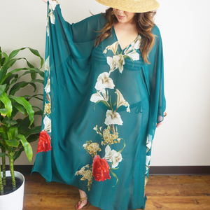 Kyla Caftan Swimsuit Cover-up
