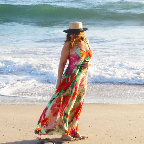 Emma Swimsuit Cover-up Maxi