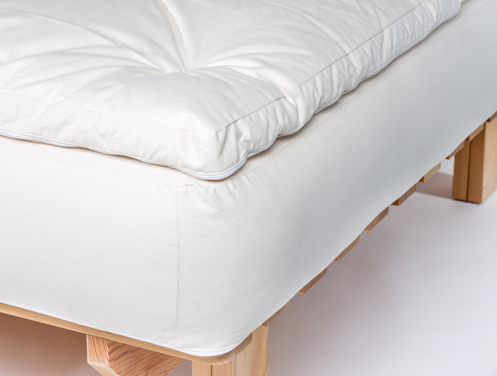Mattress Topper (Wool & Latex Options)