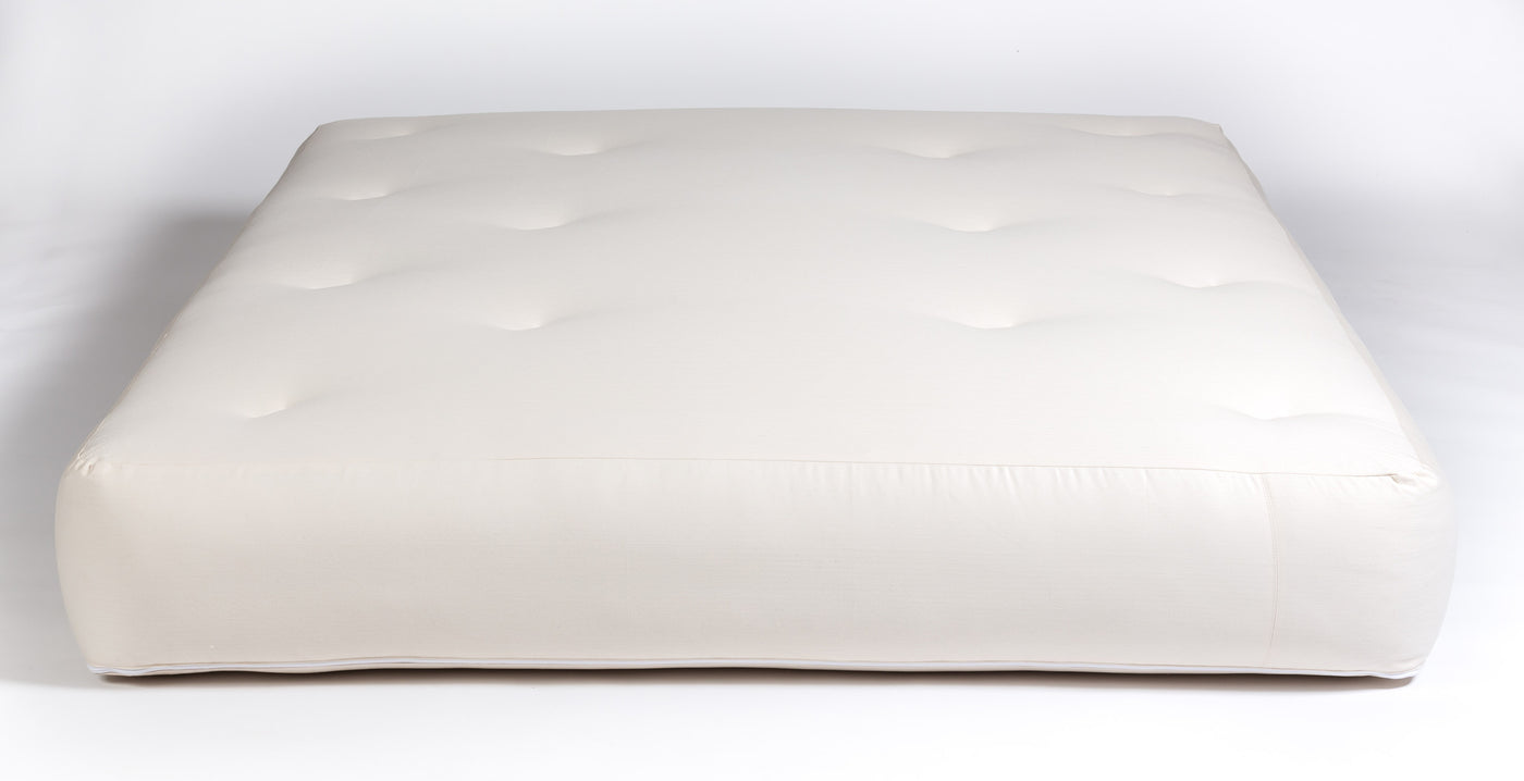 Mattress: Latex & Spring with Natural Materials