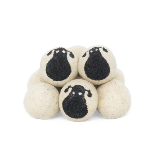 Wool Dryer Balls (Set of 3)