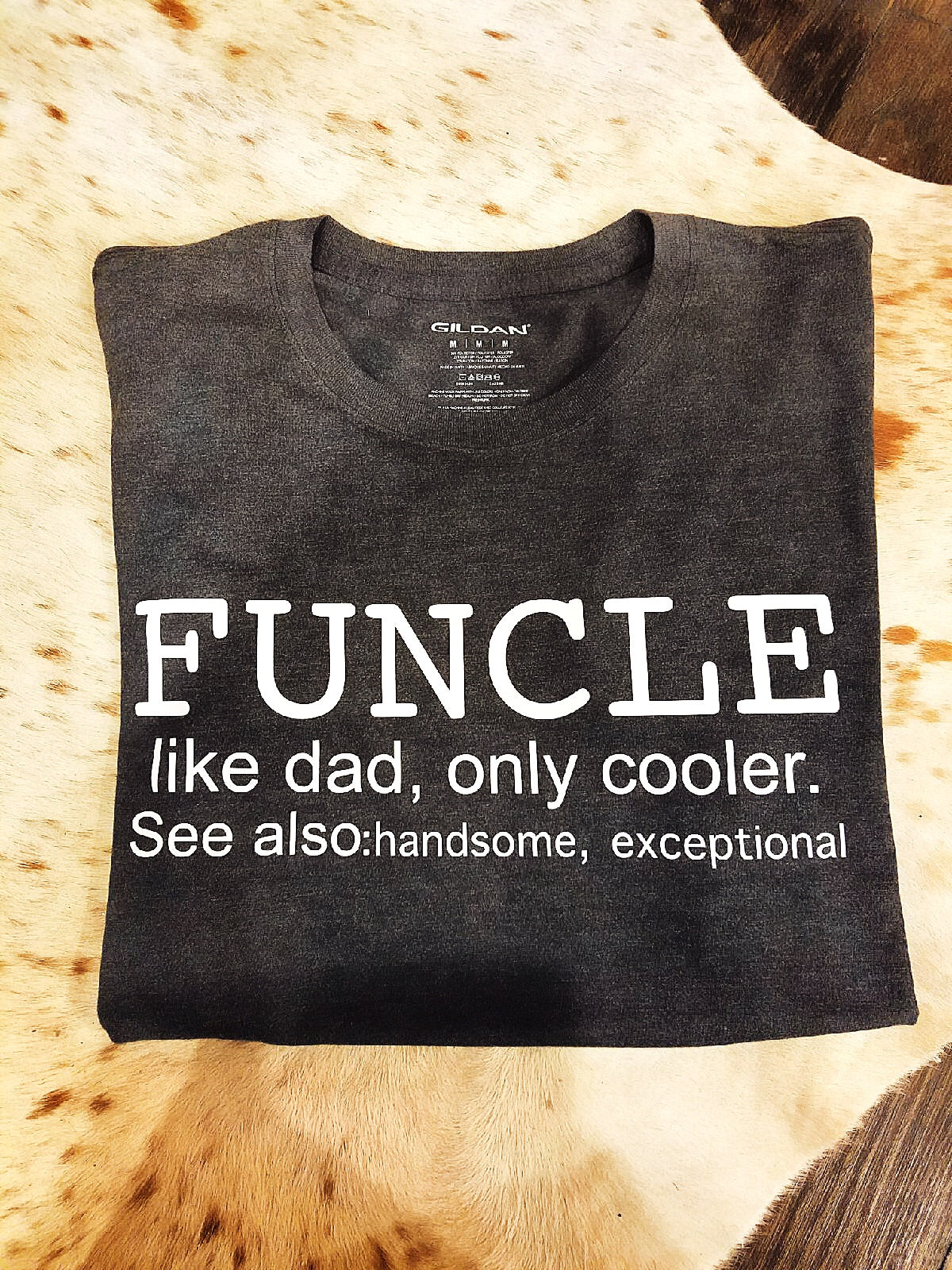 Funcle Like A Dad Only Cooler