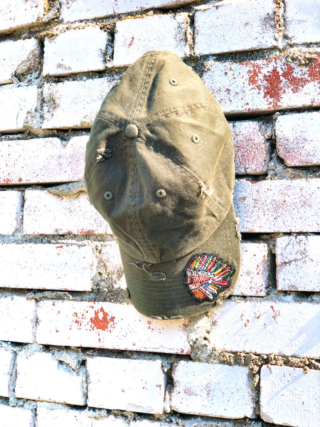 Indian Patch Hat