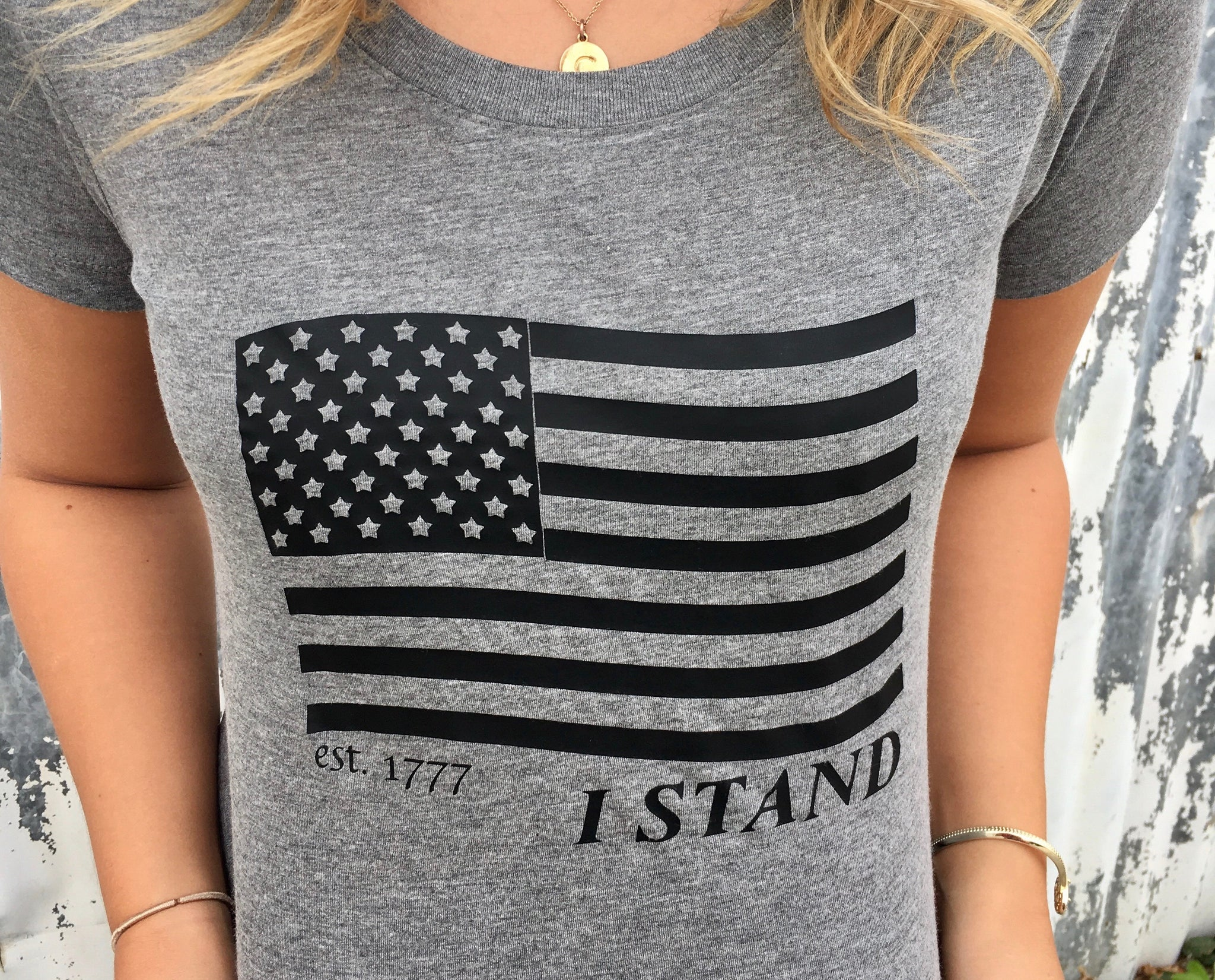 I Stand T-Shirt