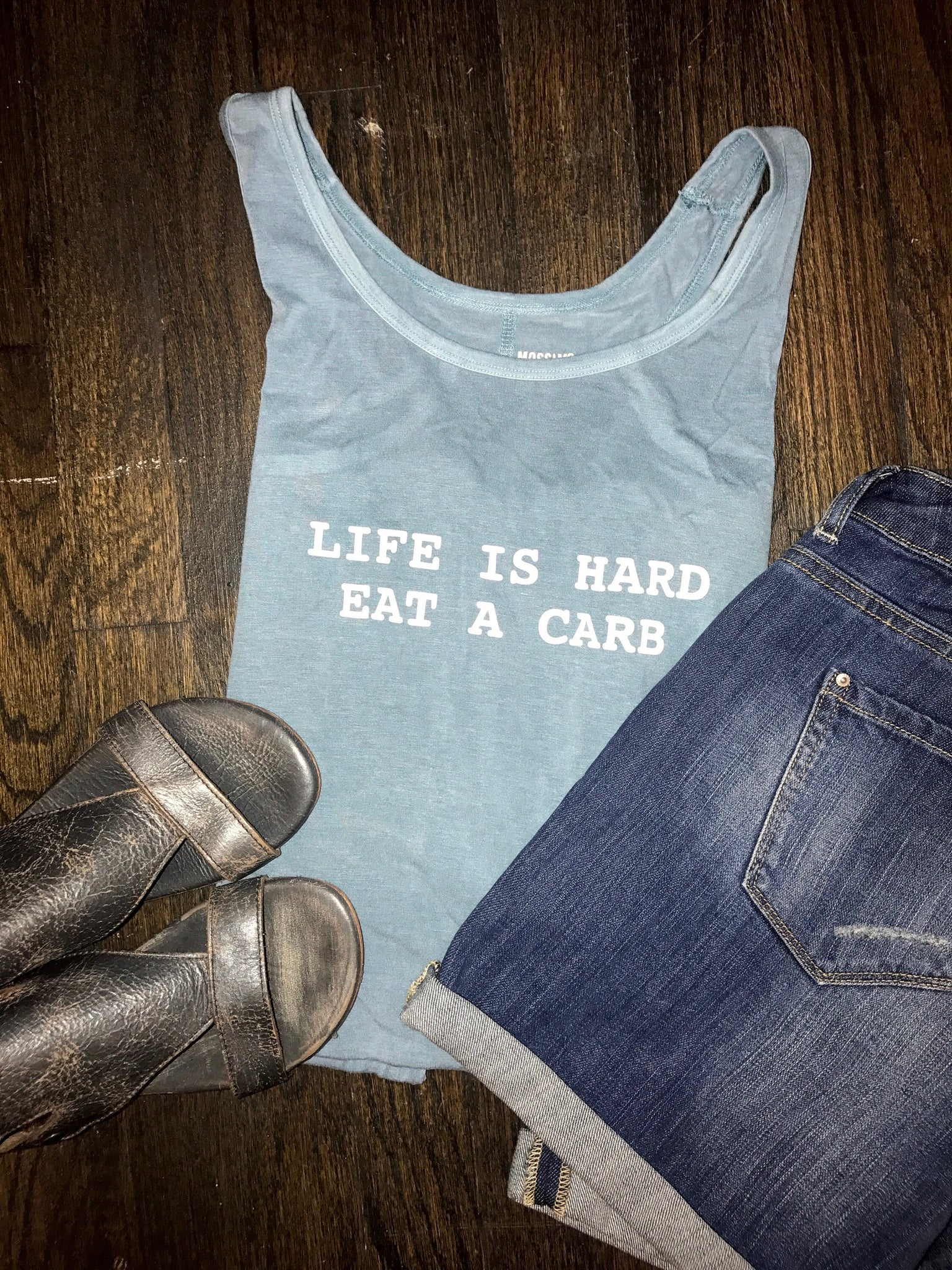 Life Is Hard, Eat A Carb
